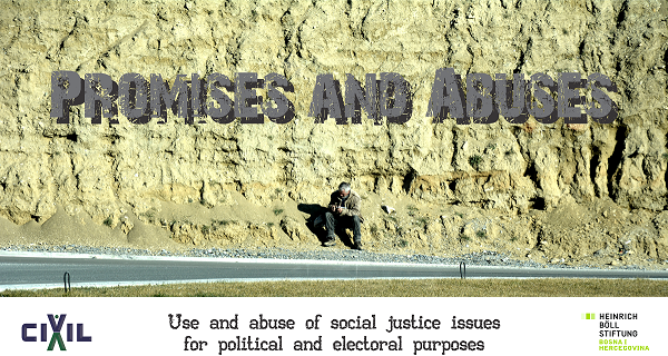 Abuse of social justice for electoral purposes