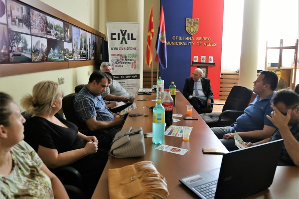 Veles ready for EU Integration