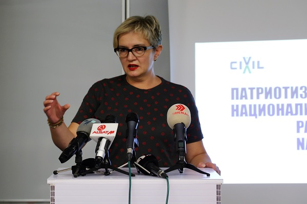 Argirova: Nationalism is destroying the country