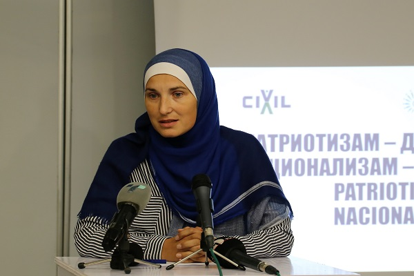 Smailovik: I am Mersiha from Macedonia