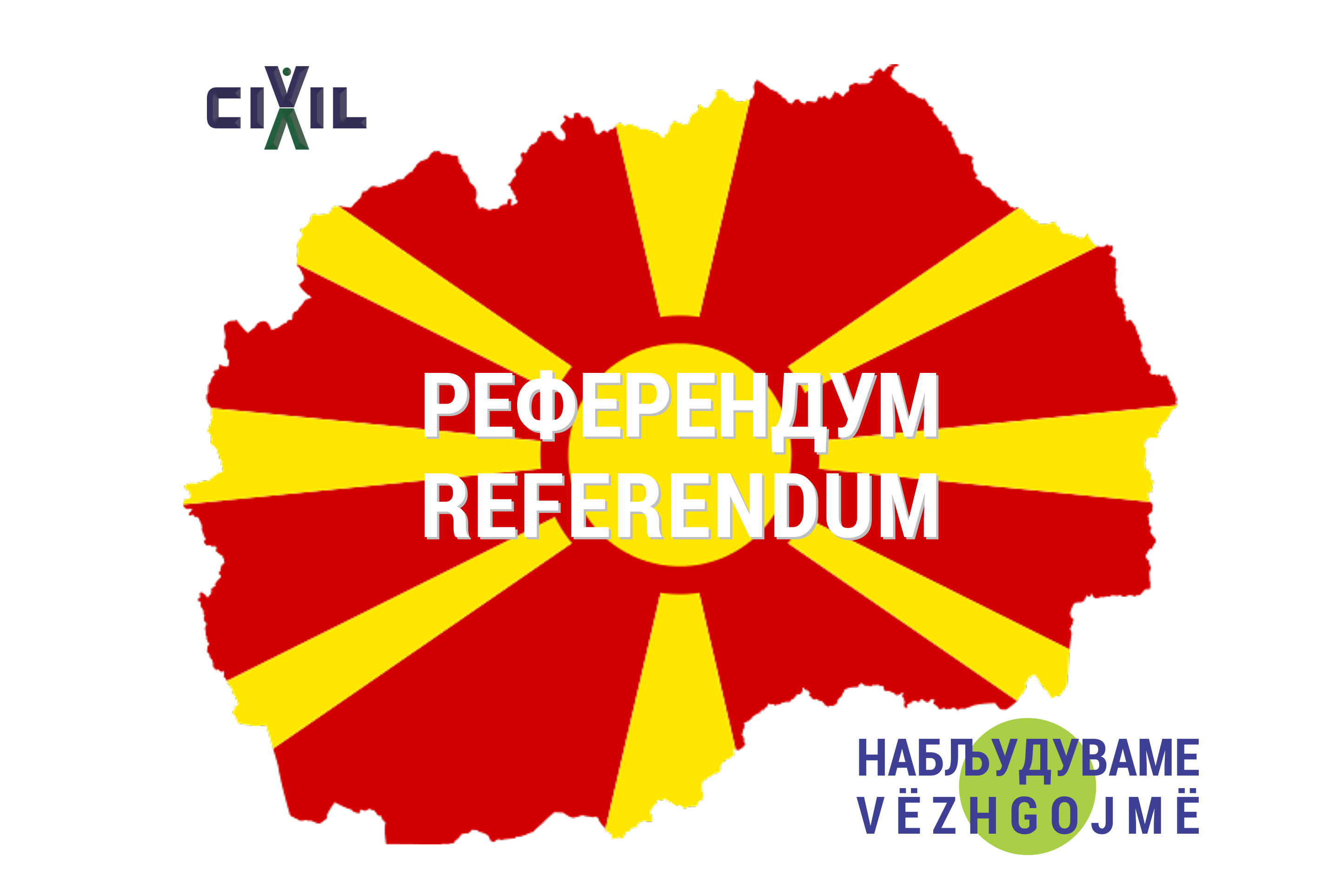 CIVIL with significant analyses and assessments on the political processes in Macedonia
