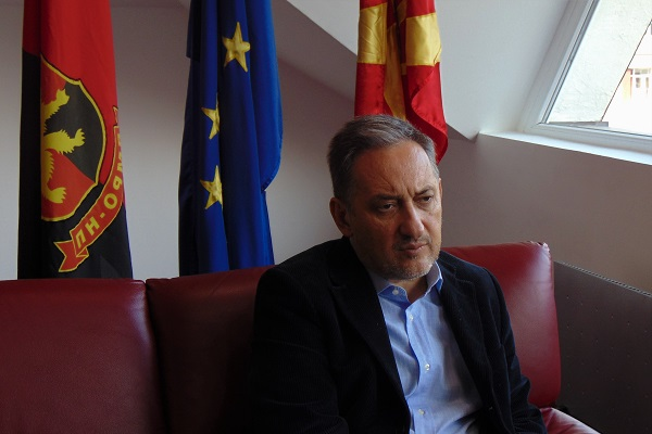 Georgievski: The most important goal for Macedonia is joining EU and NATO