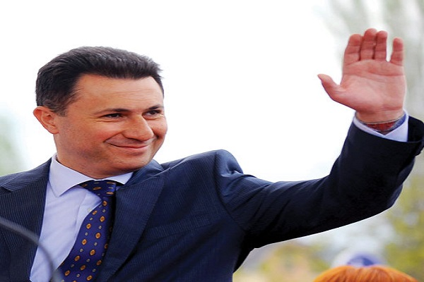 Gruevski did not go to prison today as well