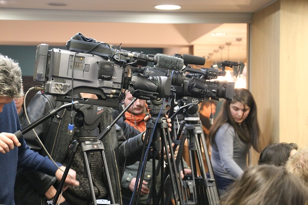 CIVIL: Violence on journalists must not be tolerated!