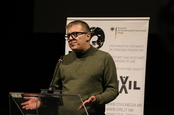 Andonosvki: The electoral model is the source of many problems in society