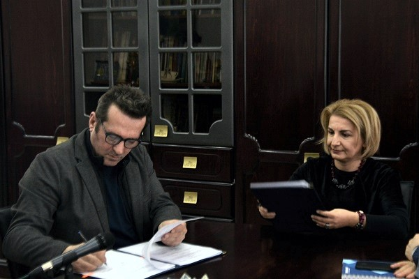CIVIL and the Municipality of Tetovo sign a Memorandum of cooperation against violent extremism