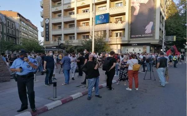 CIVIL most strongly condemns attack on Al Jazeera journalist team