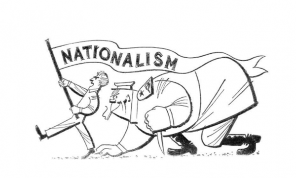 SCAN – video magazine: Nationalism – From an idea for progress of the state, to evil of society