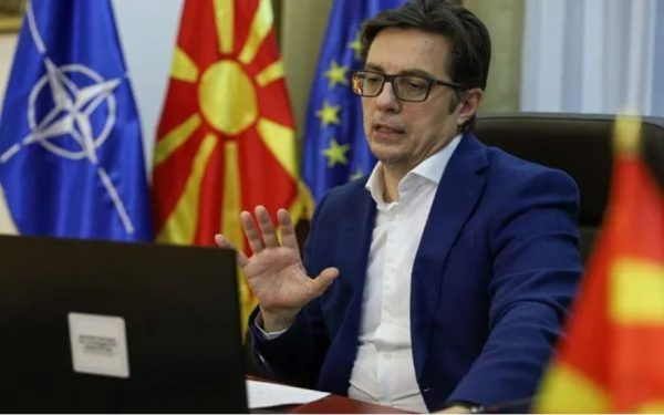 President Pendarovski urges zero tolerance for gender-based violence