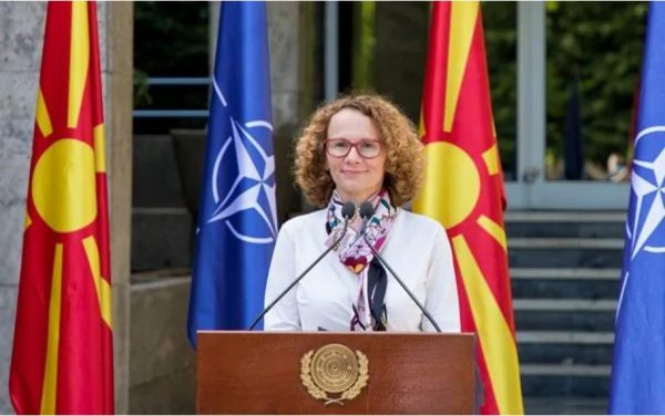 Shekerinska: North Macedonia invests in regional peace and security as part of KFOR