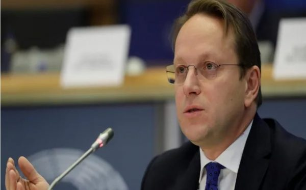 EU Commissioner Várhelyi reaffirms priority given to relations with Western Balkans