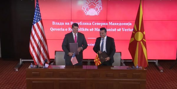 Zaev: 5G network's effect more positive than emergence of electricity