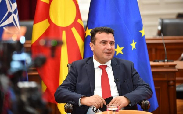Zaev: Talks with Bulgaria continuing, Macedonian language and identity non-negotiable