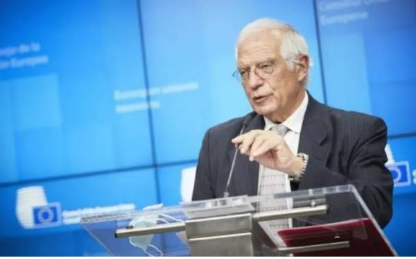 EU's Borrell: The best way to overcome legacy of the past is to work together