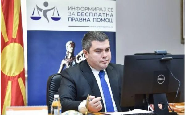 Justice Minister Marichikj: The need for digitalization of court and prosecution activities like never before