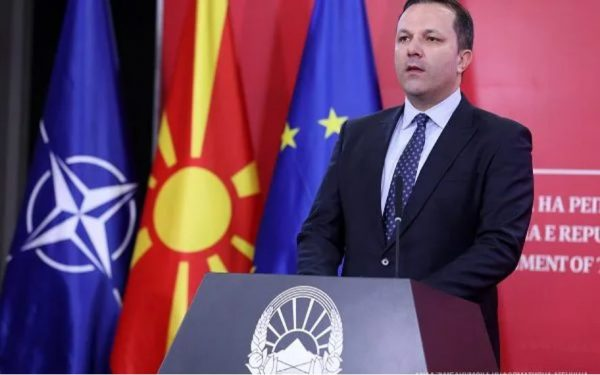 Minister Spasovski pledges to strengthen implementation of police reforms, increasing the security of citizens and decisive and non-selective fight against organized crime and corruption