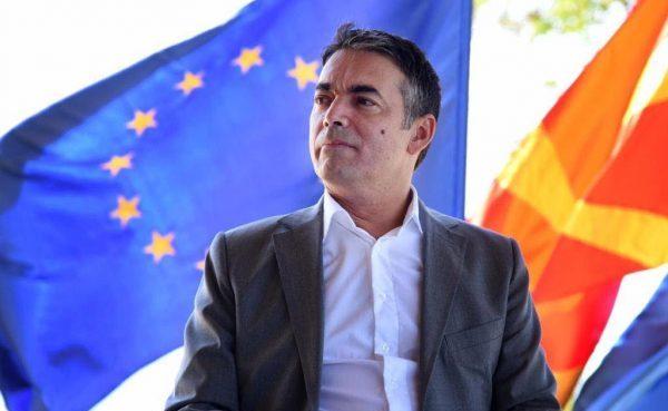 Macedonian road to EU membership incredibly steep, hard work on all issues, Dimitrov tells 'Nin'