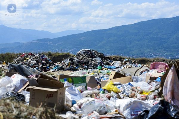 North Macedonia produces enormous quantities of waste that it has problems collecting it [infographic]