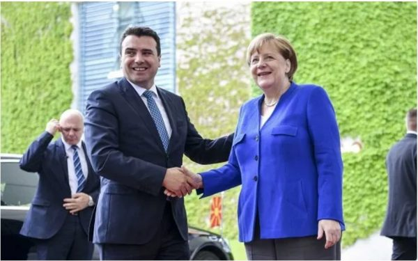 Merkel at Sofia Summit: In the region, you have to get along