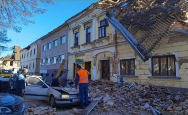 """Foundation """"Solidarna"""" launches urgent campaign in solidarity with earthquake victims in Croatia"""