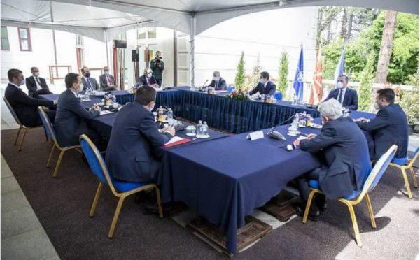 Daily Brief: Pendarovski does not plan to convene a leaders meeting, first 100 days of Government, new restrictive measures announced