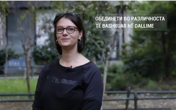 (VIDEO) Nesrin Tair: In the end we will have to unite in diversity to move forward