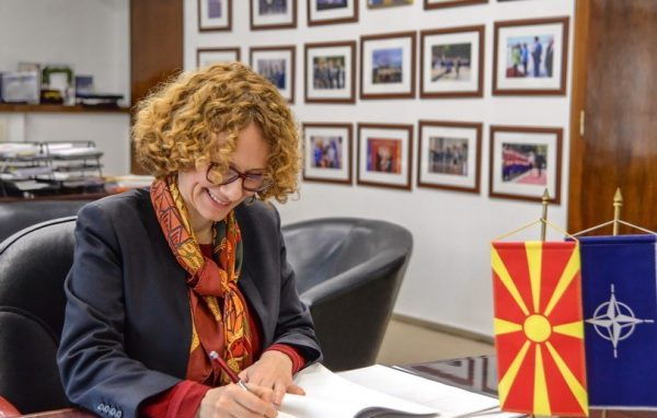 North Macedonia, United States to sign new defense cooperation memo