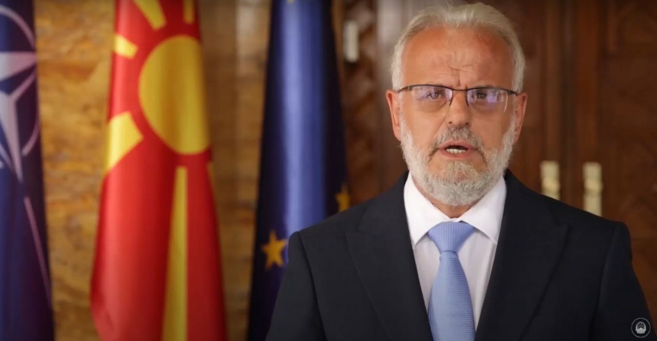 President of the parliament Mr. Xhaferi on the 30th anniversary of Independence